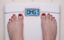 Videographic mối nguy hại tiềm ẩn của việc tăng cân