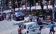 Vác dao kiếm, nổ súng như phim để đòi nợ tại Nam Định