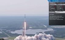 SpaceX phóng thành công vệ tinh phủ sóng Internet cho toàn bộ Bangladesh