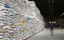Con kênh... xuất khẩu gạo