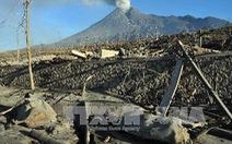 Núi lửa Merapi phun trào, Indonesia khẩn cấp sơ tán người dân