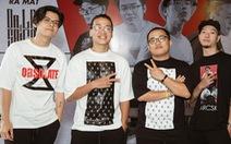 Da Lab - nhóm nhạc 'Một nhà' vào Sài Gòn làm liveshow lần đầu
