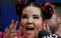 Eurovision: ca sĩ Israel chiến thắng nhờ #MeToo?