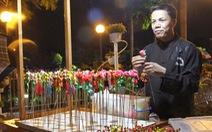 Người nặn tò he trên phố đi bộ Trịnh Công Sơn