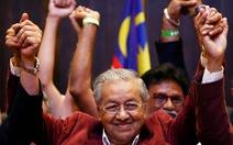 Ông Mahathir và sứ mệnh  giữ lửa hi vọng