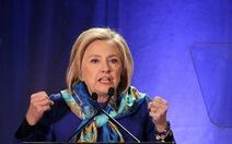 Bà Hillary Clinton cảnh báo Úc về sự can thiệp của Trung Quốc