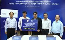Triển khai 'Nước sạch học đường' tại Đồng bằng sông Cửu Long
