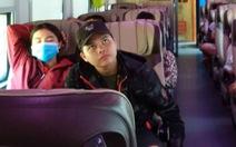 Cảm động những tấm lòng trên chuyến tàu Nam - Bắc