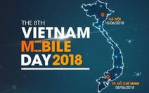 VietNam Mobile Day 2018 sẽ bàn về Blockchain và AI
