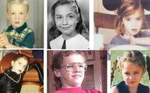 Thời 'trẻ trâu' của những người nổi tiếng trông như thế nào?