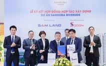 Tập đoàn Socon sẽ là tổng thầu xây dựng Block B Samsora Riverside