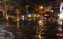 Người Hà Nội sẽ được cảnh báo mưa ngập trước 2-3 tiếng