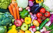 Lợi ích của các loại rau củ