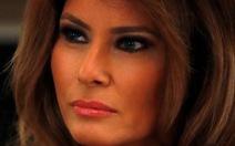 Bà Melania Trump nhập viện phẫu thuật thận
