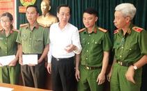 Tướng Phan Anh Minh xin trao lại phần thưởng cho 5 'hiệp sĩ'