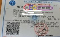 Nắm rõ những ký hiệu trên thẻ BHYT để biết quyền lợi của mình