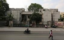 Khu 'Nhà ma' nổi tiếng Hà Nội bỏ hoang 27 năm có chủ mới