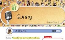 Học tiếng Anh qua ca khúc Sunny