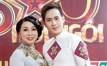 Kỷ niệm 40 năm ngày mất nghệ sĩ Thanh Nga, con trai bà thi hát