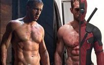 Ryan Reynolds: nhan sắc mỹ nam tỏa sáng Deadpool vừa dị vừa xấu trai