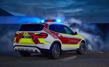 BMW ra mắt 6 mẫu xe cảnh sát - chữa cháy - cứu thương