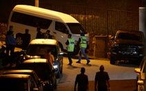 Khám và tịch thu đồ cá nhân tại nhà cựu thủ tướng Malaysia Najib Razak