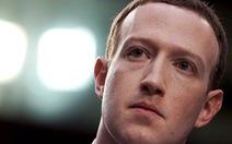 Ông chủ Facebook sẽ điều trần trước nghị viện châu Âu