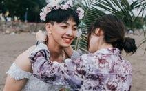 Ảnh kỷ yếu phong cách 'đám cưới miền quê' của teen Hải Phòng