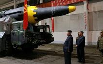 Mỹ ra thời hạn chót cho Triều Tiên chuyển đầu đạn hạt nhân