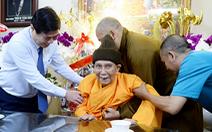 Lãnh đạo TP.HCM thăm, chúc mừng đại lễ Phật đản các cơ sở tôn giáo