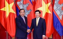 Việc phân giới, cắm mốc Việt Nam - Campuchia đạt 84%