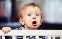 Cơn khóc lặng ở trẻ em