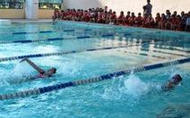 Đà Nẵng dạy bơi cho 28.000 học sinh