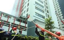 Đảm bảo công tác phòng cháy chữa cháy tại dự án chung cư