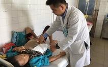 Bệnh viện Đà Nẵng cắt bỏ thành công khối u hơn 6kg