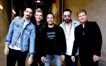 Backstreet Boys phát hành đĩa đơn và MV Don't Go Breaking My Heart
