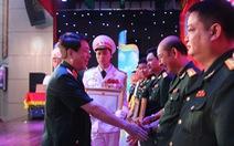 Trao giải thưởng 'Tuổi trẻ sáng tạo' trong quân đội