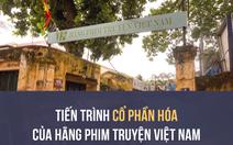 'Hãng phim Giải Phóng, bán cổ phần không ai mua'!