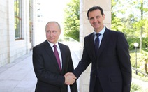 Ông Putin: hàng triệu người Syria đã có thể trở về