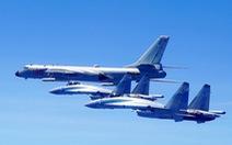 Mỹ lên án Trung Quốc thử máy bay ném bom ở Hoàng Sa