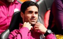Arsenal thay máu đội ngũ huấn luyện bằng Arteta?