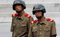 Một thiếu tá Triều Tiên cùng một người nữa đào tẩu sang Hàn Quốc