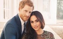 Hôm nay, hoàng tử Harry và diễn viên Mỹ Meghan Markle làm đám cưới