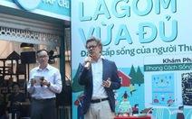Đại sứ Thụy Điển chia sẻ về triết lí sống cân bằng ở Đường sách