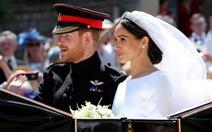 Những khoảnh khắc đẹp nhất của đám cưới Hoàng gia