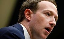 Quốc hội Anh 'đe' phát trát triệu tập chính thức với ông chủ Facebook
