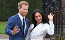 Đám cưới Hoàng tử Anh Harry sẽ tốn khoảng nửa triệu Euro