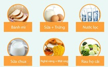 Chế độ ăn với người bị bệnh dạ dày