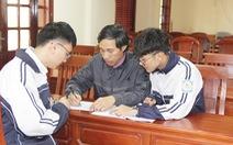 Học sinh Nghệ An bị từ chối cấp visa sang Mỹ dự thi