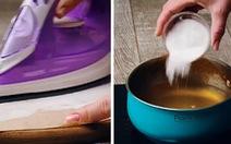 6 mẹo vặt sạch bong nhà cửa bằng nguyên liệu nhà bếp